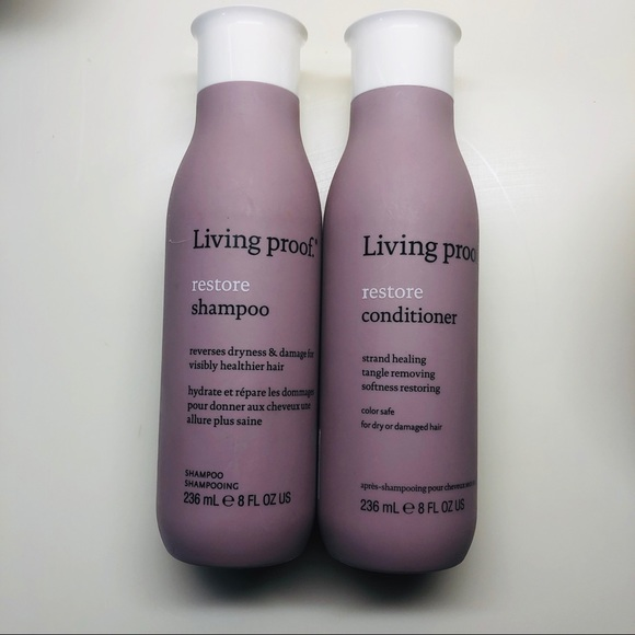 shampoo and condition